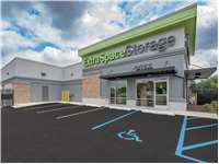 Image of Extra Space Self Storage Facility on 144 S Dupont Hwy in New Castle, DE