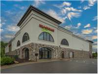Image of Extra Space Self Storage Facility on 12984 US 70 Hwy W in Clayton, NC