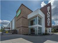 Image of Extra Space Self Storage Facility on 2690 Harmony Park Crossing in Spring, TX