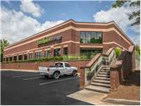 Image of Extra Space Self Storage Facility on 5110 McGinnis Ferry Rd in Alpharetta, GA