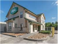 Image of Extra Space Self Storage Facility on 4013 Sprayberry Ln in Conroe, TX