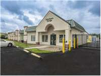Image of Extra Space Self Storage Facility on 4514 W Gate City Blvd in Greensboro, NC