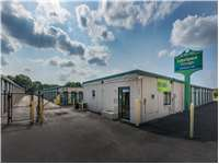 Image of Extra Space Self Storage Facility on 105 S Falkenburg Rd in East Tampa, FL