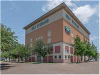 Image of Extra Space Self Storage Facility on 3011 San Jacinto St in Houston, TX