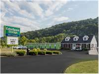 Image of Extra Space Self Storage Facility on 576 Danbury Rd in New Milford, CT