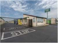 Image of Extra Space Self Storage Facility on 250 N Cota St in Corona, CA