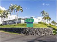 Image of Extra Space Self Storage Facility on 73-5562 Lawehana St in Kailua-Kona, HI
