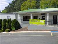 Image of Extra Space Self Storage Facility on 12390 Arnold Mill Rd in Alpharetta, GA