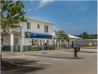 Image of Extra Space Self Storage Facility on 4860 Palm Coast Parkway NW in Palm Coast, FL
