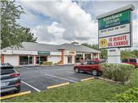 Image of Extra Space Self Storage Facility on 9893 US-1 in Sebastian, FL