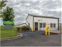 Image of Extra Space Self Storage Facility on 11440 Blankenbaker Access Dr in Louisville, KY