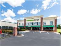Image of Extra Space Self Storage Facility on 11775 Brooks School Rd in Fishers, IN