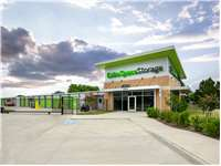 Image of Extra Space Self Storage Facility on 9485 Lyndon B Johnson Fwy in Dallas, TX