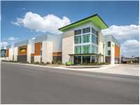 Image of Extra Space Self Storage Facility on 9738 Huebner Rd in San Antonio, TX