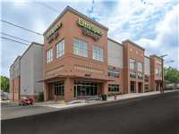 Image of Extra Space Self Storage Facility on 112 W Seminary St in Durham, NC