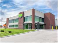 Image of Extra Space Self Storage Facility on 7420 N Michigan Rd in Indianapolis, IN