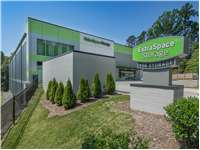 Image of Extra Space Self Storage Facility on 4151 Doie Cope Rd in Raleigh, NC