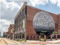 Image of Extra Space Self Storage Facility on 602 N Howard St in Baltimore, MD