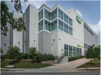 Image of Extra Space Self Storage Facility on 7701 Banner Dr in Dallas, TX