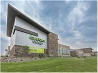 Image of Extra Space Self Storage Facility on 15456 E Mineral Ave in Englewood, CO