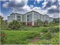 Image of Extra Space Self Storage Facility on 9847 Curry Ford Rd in Orlando, FL