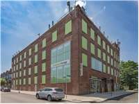 Image of Extra Space Self Storage Facility on 252 Newport St in Brooklyn, NY