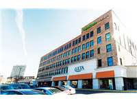 Image of Extra Space Self Storage Facility on 1300 N Ashland Ave in Chicago, IL