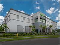 Image of Extra Space Self Storage Facility on 5500 Timmers Ln in Lehigh Acres, FL