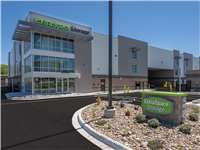 Image of Extra Space Self Storage Facility on 4103 Industrial Ln in Broomfield, CO