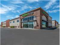 Image of Extra Space Self Storage Facility on 670 S Gilbert Rd in Gilbert, AZ