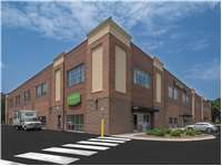 Image of Extra Space Self Storage Facility on 9800 Ardrey Kell Rd in Charlotte, NC
