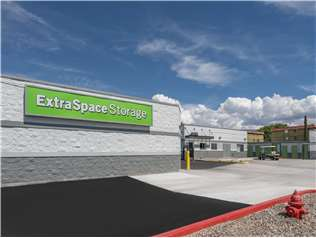 Extra Space Storage facility on 6917 Montgomery Blvd NE - Albuquerque, NM