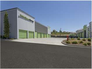 Extra Space Storage facility on 3480 Tennessee St - Vallejo, CA