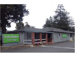 Extra Space Storage facility on 2868 Dutton Meadow - Santa Rosa, CA