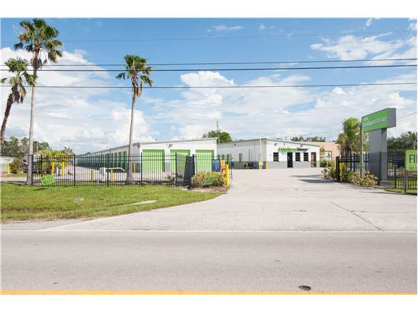 Image of Extra Space Storage Facility on 14600 Old 41 N in Naples, FL