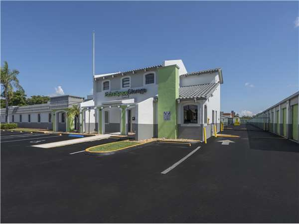 Image of Extra Space Storage Facility on 4995 NW 79th Ave in Miami, FL