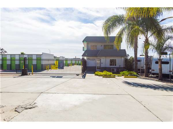 Attirant Entry To Extra Space Storage Facility Near Box Springs Rd In Moreno Valley,  ...