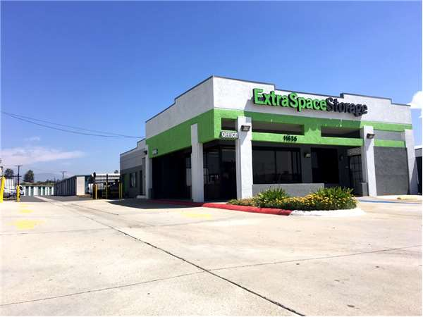 Beau Entry To Extra Space Storage Facility Near 11635 E. Washington Blvd. In  Whittier, ...