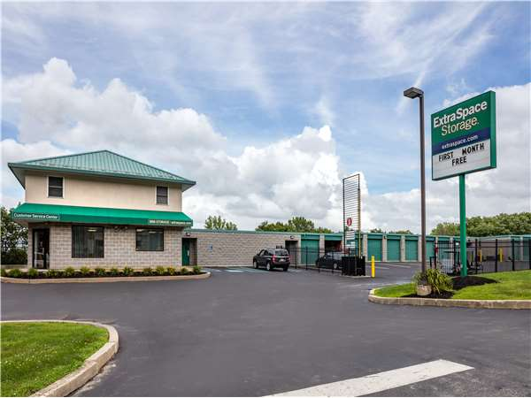 Image Of Extra Space Storage Facility On 65 E Lancaster Ave In Malvern, PA