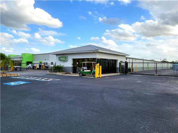 Image of Extra Space Storage Facility on 23215 Harborview Rd in Punta Gorda, FL