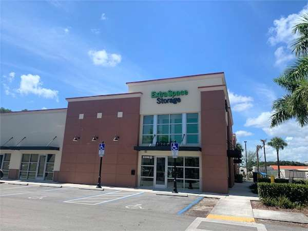 Image of Extra Space Storage Facility on 3590 S State Road 7 in Miramar, FL