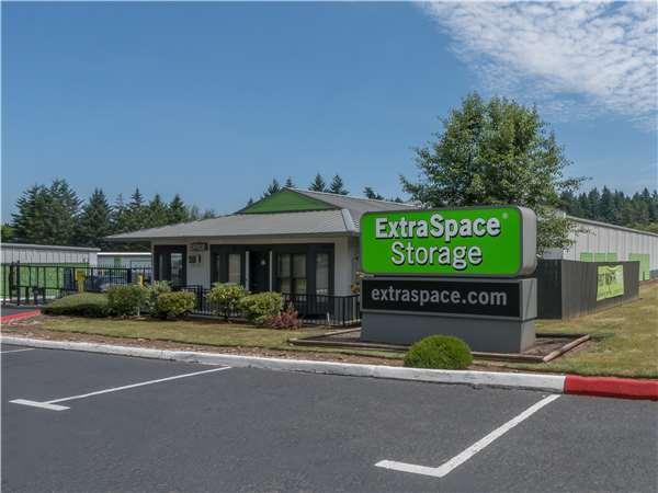 Entry To Extra E Storage Facility Near N 78th St In Vancouver