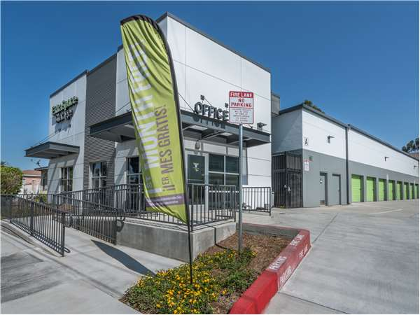 Image of Extra Space Storage Facility on 2035 W Wardlow Rd in Long Beach, CA