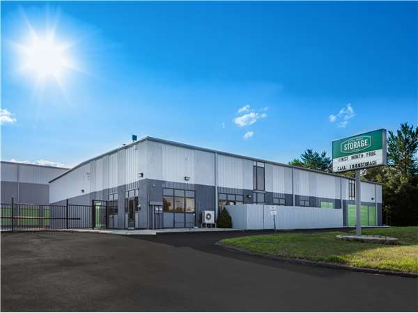 Image of Extra Space Storage Facility on 578 Federal Rd in Brookfield, CT
