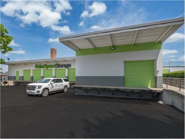 Image of Extra Space Storage Facility on 128 Bridge St in Newton, MA