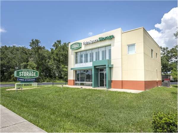 Image of Extra Space Storage Facility on 2745 S Woodland Blvd in Deland, FL