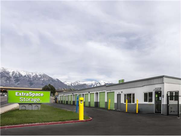 Image of Extra Space Storage Facility on 1401 W Center St in Orem, UT