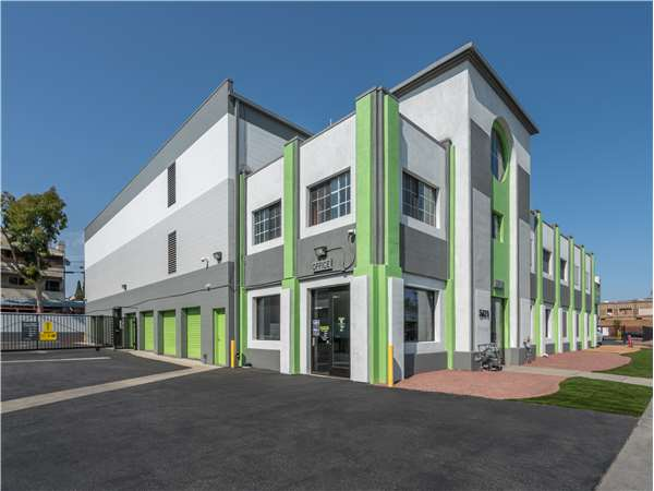 Image of Extra Space Storage Facility on 5825 Santa Monica Blvd in Los Angeles, CA