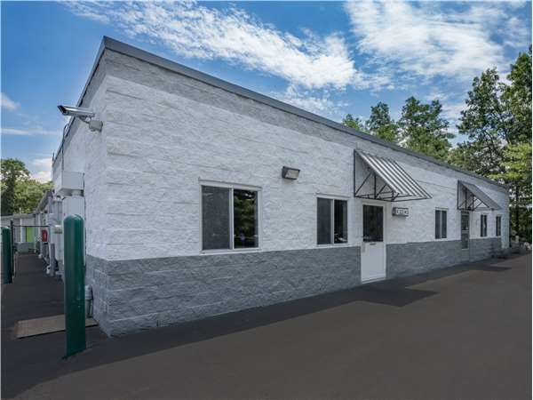 Image of Extra Space Storage Facility on 281 Indian Head Rd in Kings Park, NY