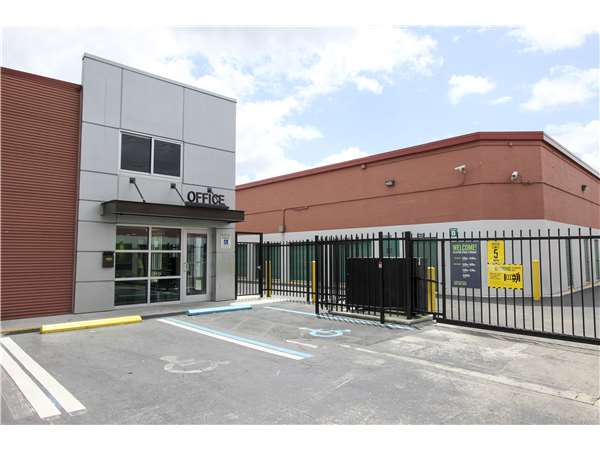 Image of Extra Space Storage Facility on 8900 NW 12th St in Miami, FL